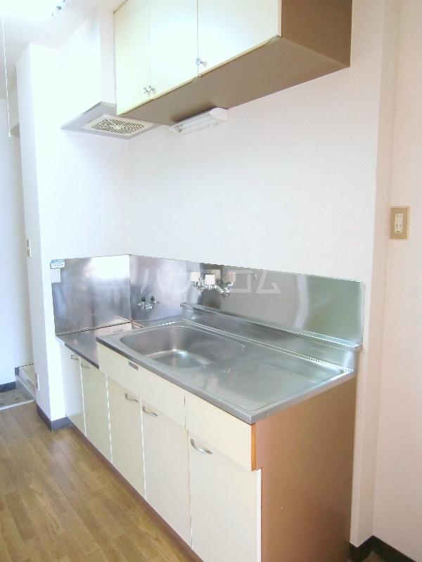 シャンブル永野 301号室のキッチン
