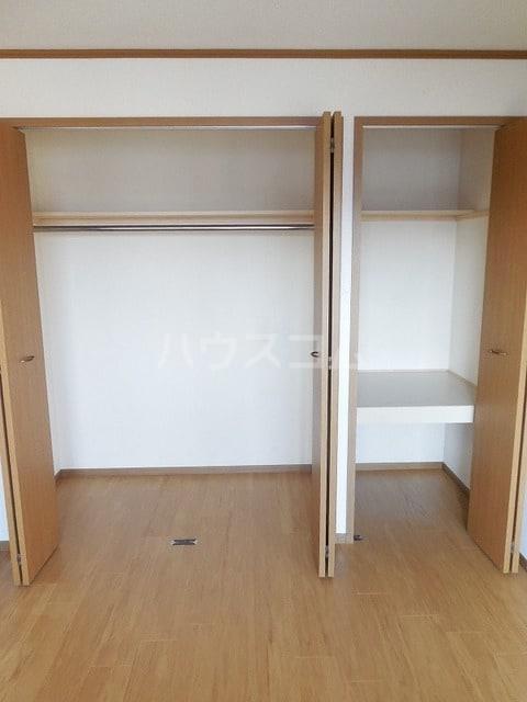 パルテール ヴィラ K 03030号室の収納