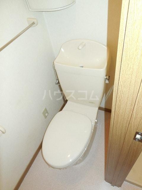 パルテール ヴィラ K 03030号室のトイレ