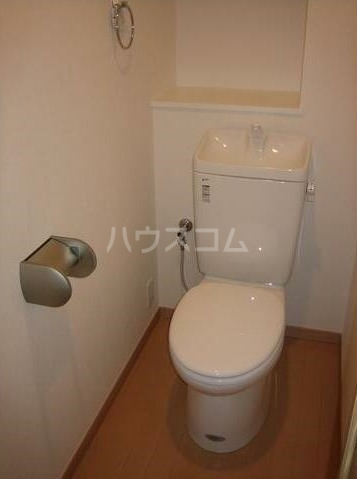 Plaza・M 203号室のトイレ