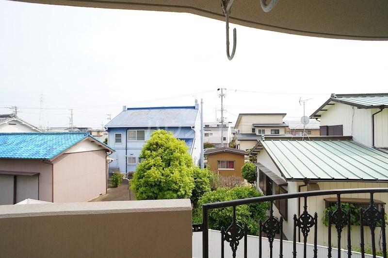 トピア清龍Ⅱ 203号室の景色