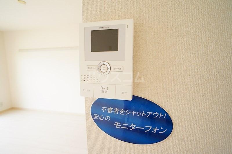 トピア清龍Ⅱ 203号室のセキュリティ