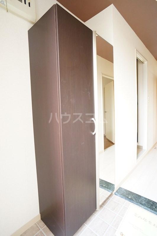 トピア清龍Ⅱ 203号室の収納