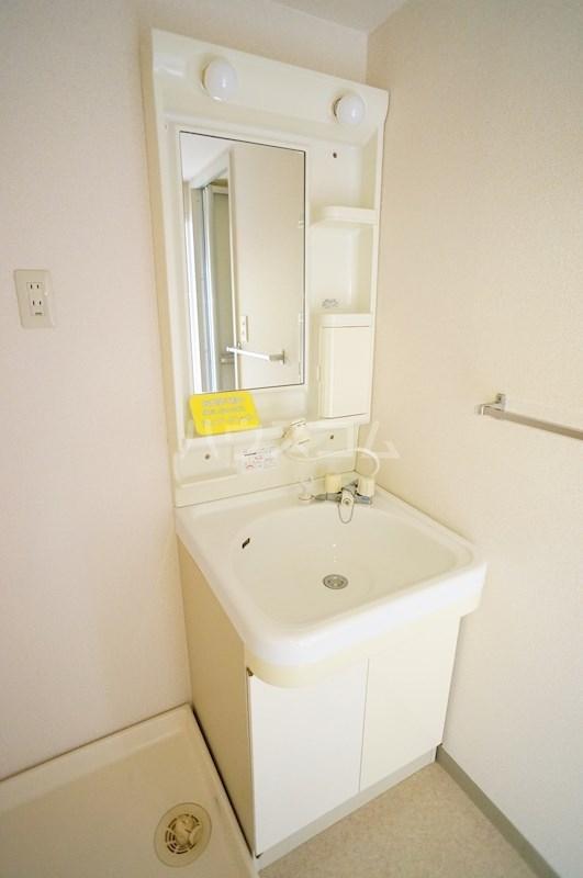 トピア清龍Ⅱ 203号室の洗面所