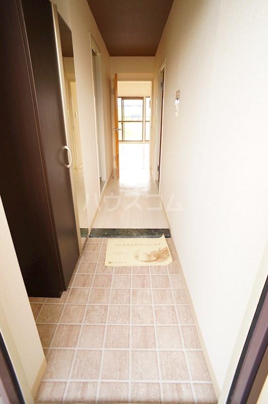 トピア清龍Ⅱ 203号室の玄関
