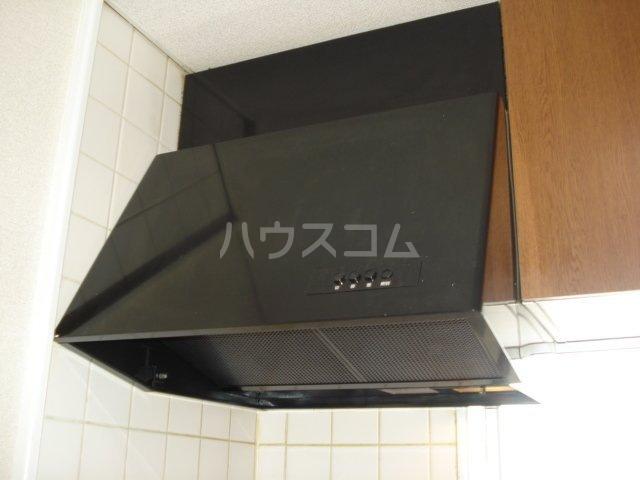 ミナミブルータウン光与 00401号室のキッチン