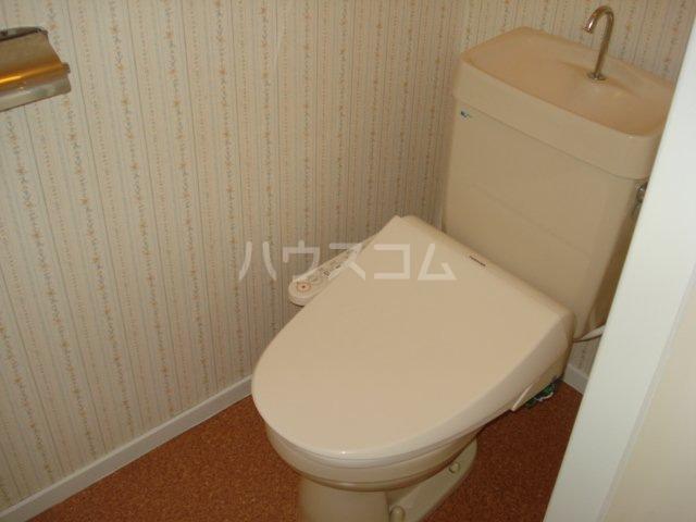 ミナミブルータウン光与 00401号室のトイレ