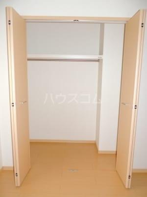 ネオシスB 01030号室の収納