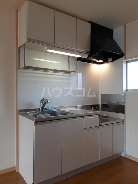 エルディム屋島 02050号室のキッチン
