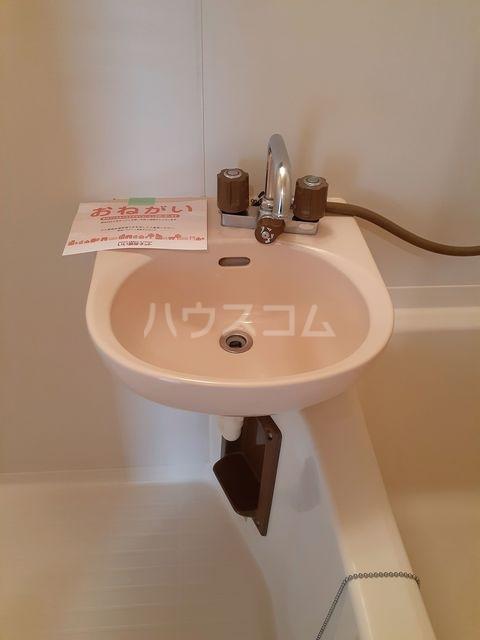 エルディム屋島 02050号室の洗面所