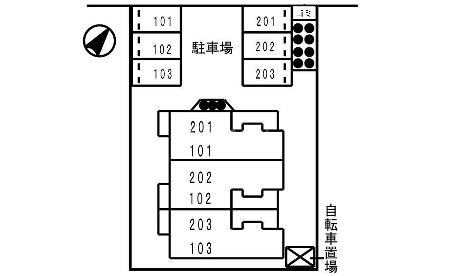 サニーハウス 02010号室のその他