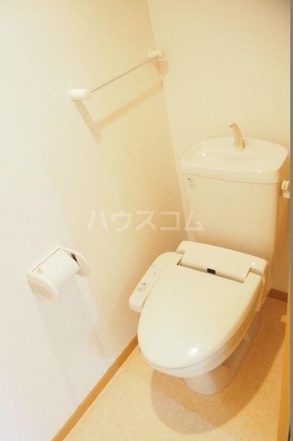 サニーハウス 02010号室のトイレ