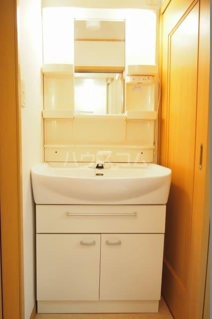 サニーハウス 02010号室の洗面所