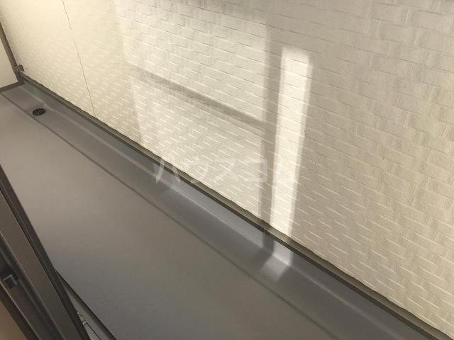 ダフネ 203号室のバルコニー