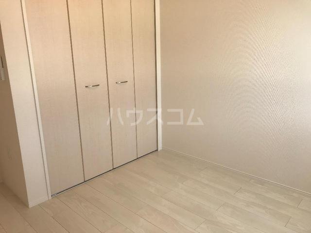 ダフネ 203号室の収納
