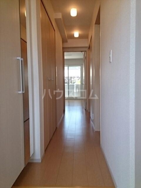 ラベリー・サイル Ⅱ 01030号室の玄関