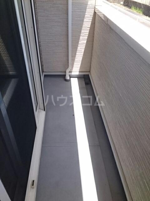 ラベリー・サイル Ⅱ 01030号室のバルコニー