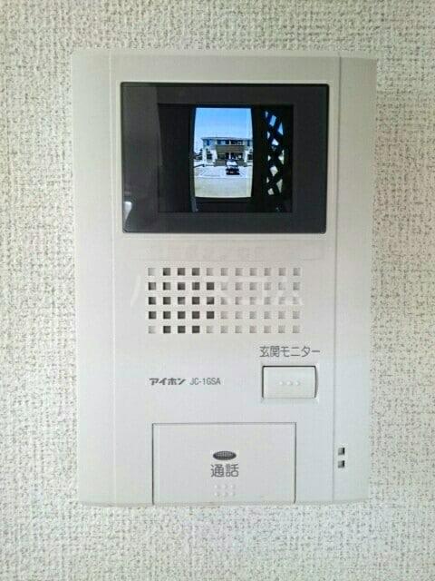 ラベリー・サイル Ⅱ 01030号室のセキュリティ