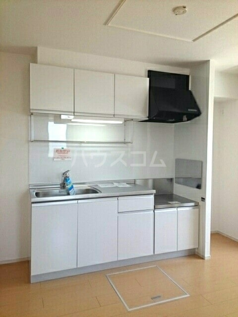 ラベリー・サイル Ⅱ 01030号室のキッチン