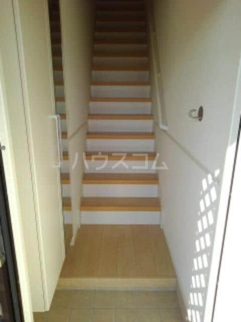 グレイスフル Ⅲ 02010号室の玄関