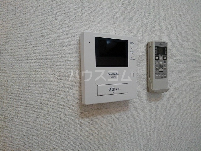 カーサ・パルドⅡ 01030号室のセキュリティ