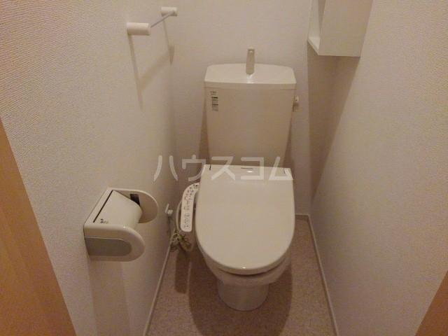 カーサ・パルドⅡ 01030号室のトイレ