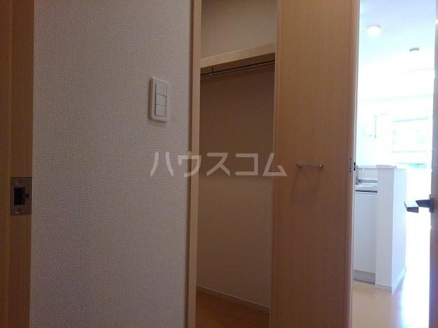 カーサ・パルドⅡ 01030号室の収納