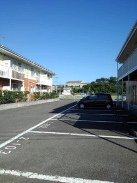 なかよしハイツ 2 02020号室の駐車場