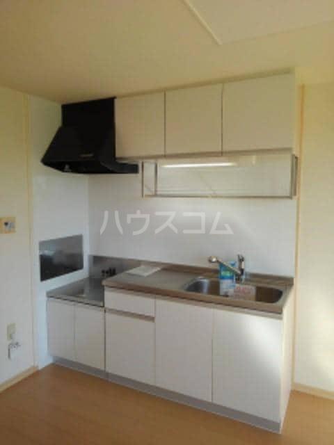 なかよしハイツ 2 02020号室のキッチン