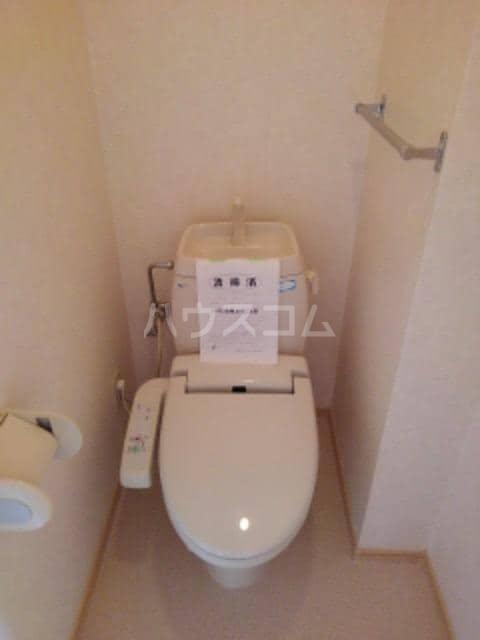 なかよしハイツ 2 02020号室のトイレ