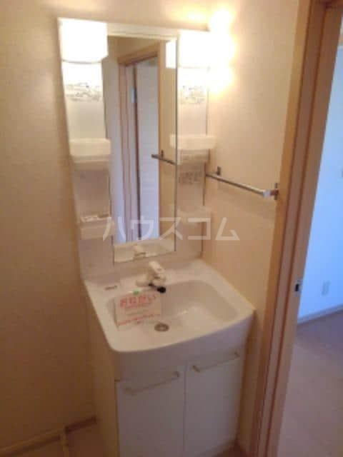 なかよしハイツ 2 02020号室の洗面所