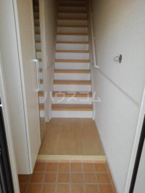 クラール仏生山D 02010号室の玄関