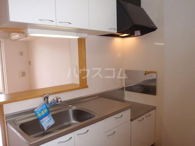 ミルキーⅡ 02020号室のキッチン