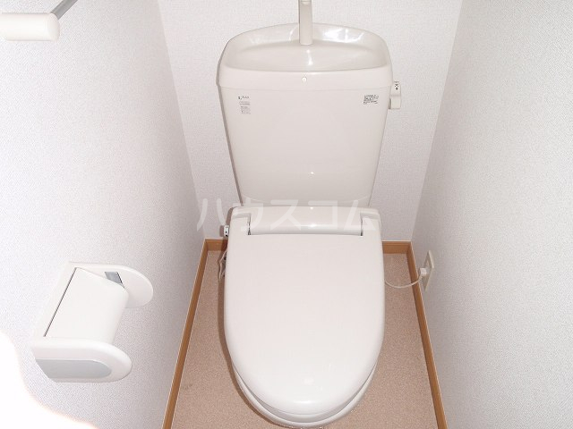 ミルキーⅡ 02020号室のトイレ