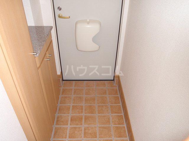 ミルキーⅡ 02020号室の玄関