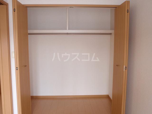 ミルキーⅡ 02020号室の収納