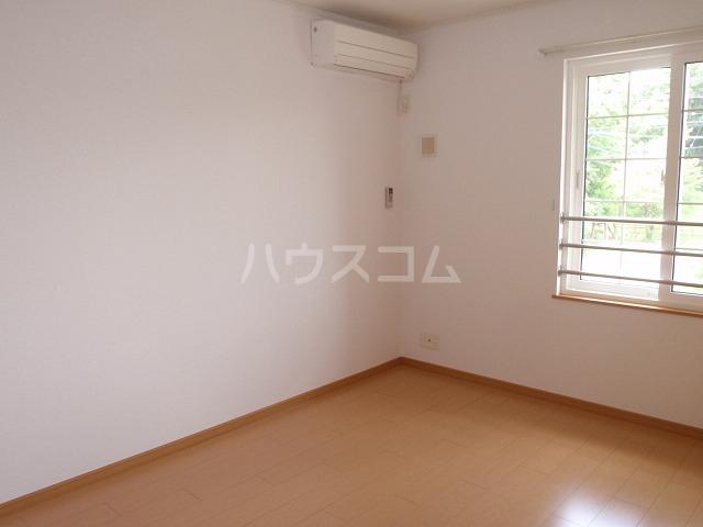 ミルキーⅡ 02020号室のベッドルーム