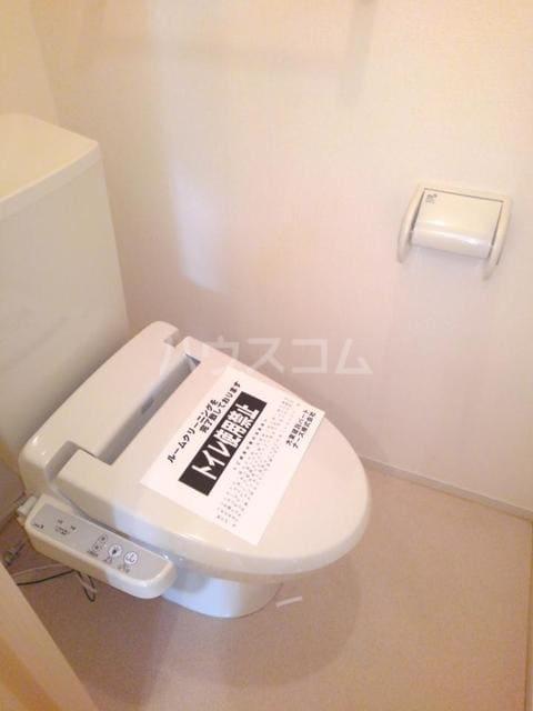 カーサ・ブランドール C 02020号室のトイレ