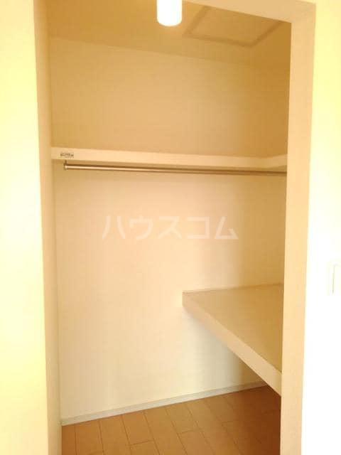 カーサ・ブランドール C 02020号室の収納
