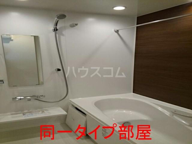 ウイステリアA棟 01020号室の風呂