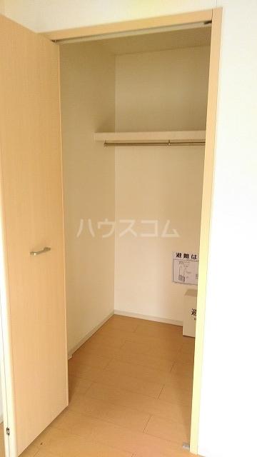 カーサ カトルセM 01040号室の収納