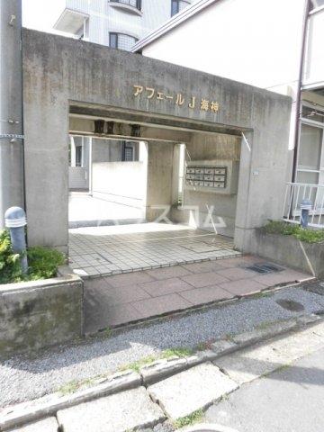 アフェールJ海神 403号室の駐車場