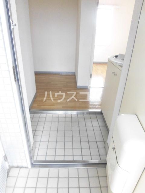 アフェールJ海神 403号室の玄関