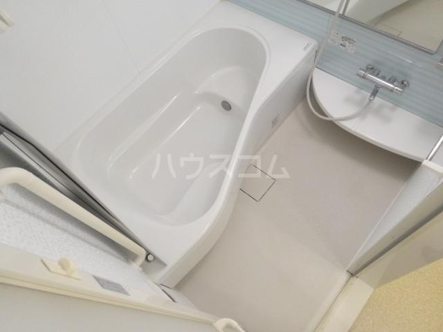 ブランシュールB棟 207号室の風呂