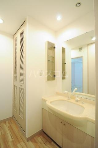 メリディアンガーデン雪月花 307号室の洗面所