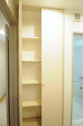 メリディアンガーデン雪月花 307号室の収納