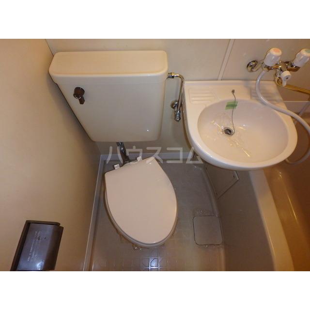 スペースぬるみず 102号室の洗面所