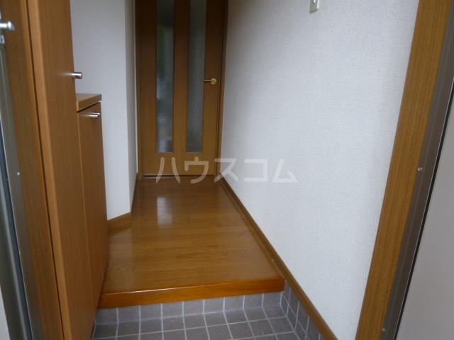 グレンツェントハオスK Ⅰ 01020号室の玄関