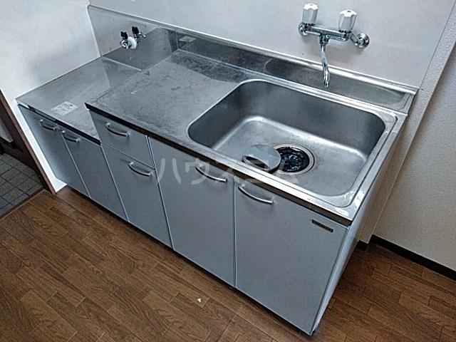 エルミタージュ 303号室のキッチン