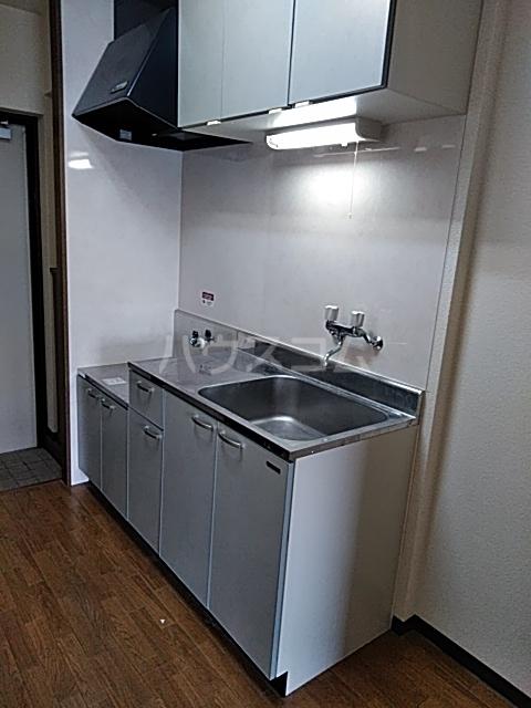 エルミタージュ 303号室の風呂